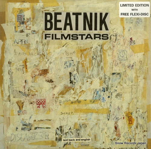 BEATNIK FILMSTARS laid back and english
