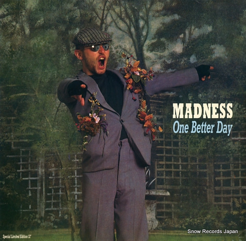 MADNESS one better day