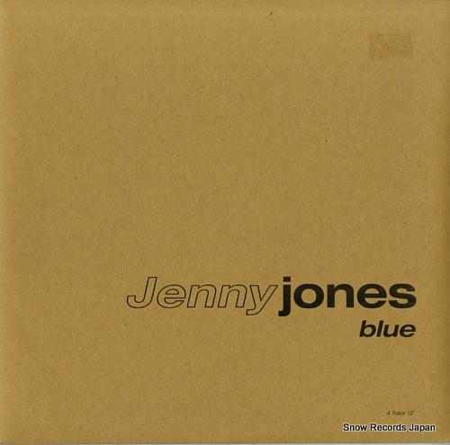 JONES, JENNY blue GODX89 - front cover