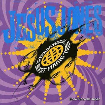 JESUS JONES international bright young thing