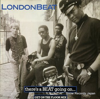 LONDONBEAT there's a beat going on