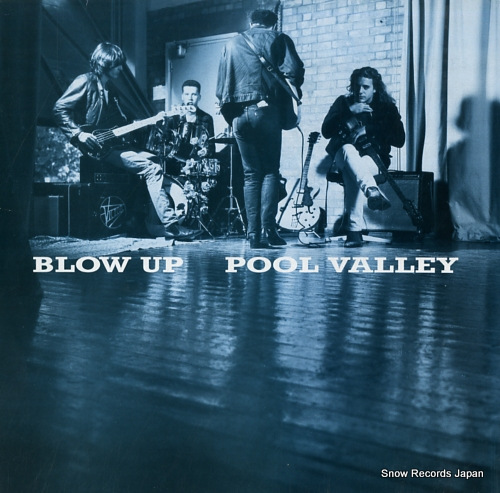 BLOW UP pool valley