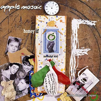 APPLE MOSAIC honey if