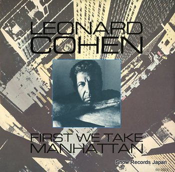 COHEN, LEONARD first we take manhattan