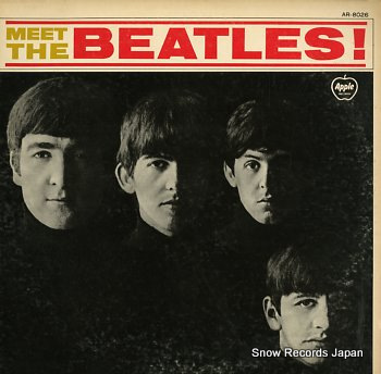 BEATLES, THE meet the beatles