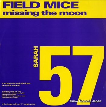 FIELD MICE, THE missing the moon