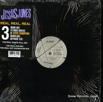 JESUS JONES real, real, real