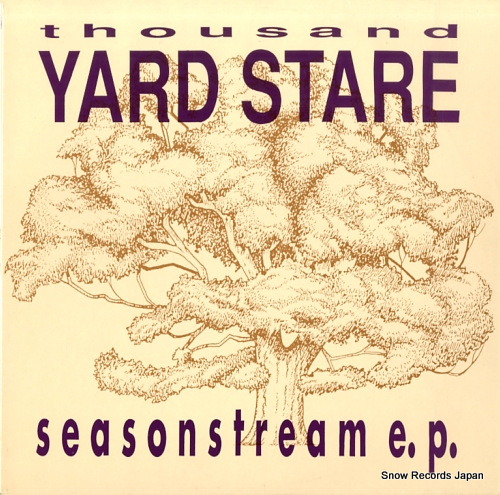 THOUSAND YARD STARE seasonstream e.p.