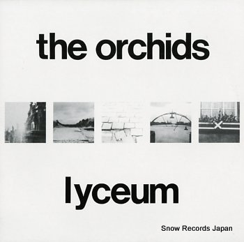 ORCHIDS, THE lyceum