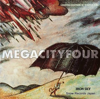 MEGA CITY FOUR iron sky
