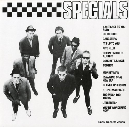 SPECIALS, THE s/t