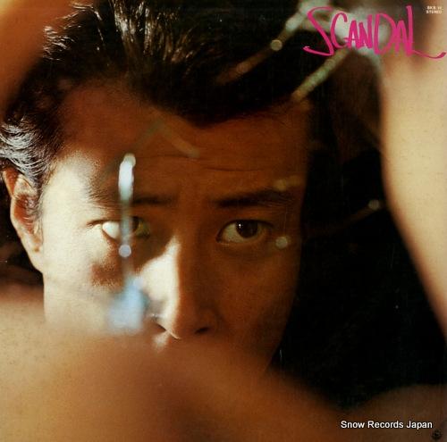 TACHI, HIROSHI scandal SKS14 - front cover
