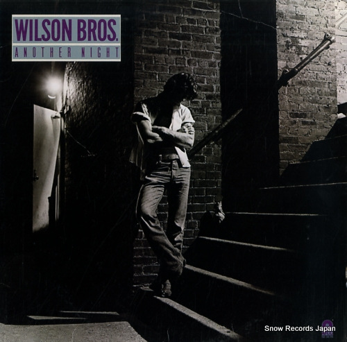 WILSON BROS. another night SD38-116 - front cover