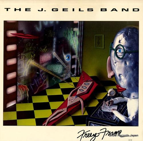 GEILS, J., BAND, THE freeze-frame