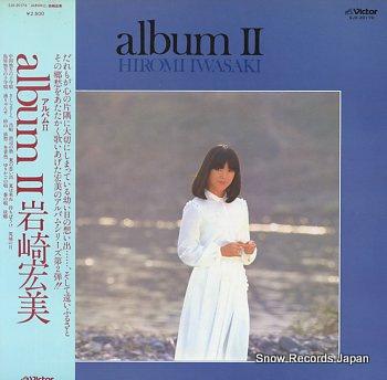 IWASAKI, HIROMI album ii