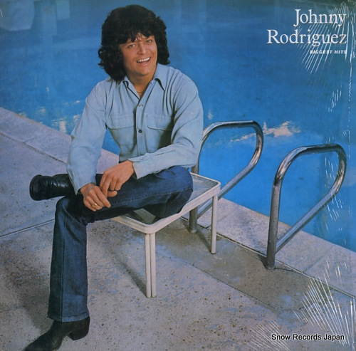RODRIGUEZ, JOHNNY biggest hits FE38321 - front cover