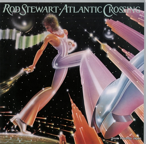 STEWART, ROD atlantic crossing