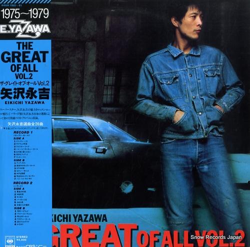 YAZAWA, EIKICHI great of all vol.2, the
