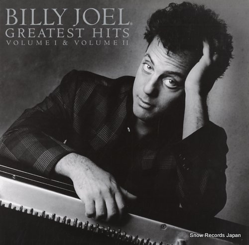 JOEL, BILLY greatest hits volume 1 & volume 2