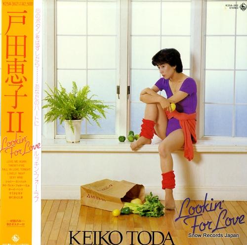 TODA, KEIKO lookin' for love