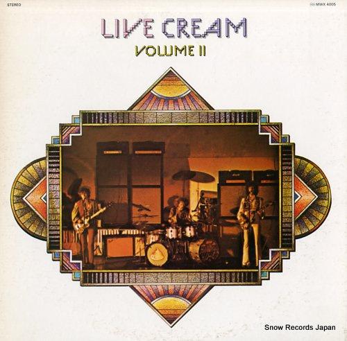 CREAM live cream volume 2