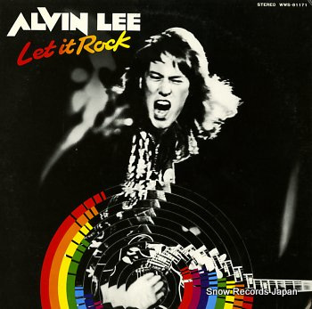 LEE, ALVIN let it rock