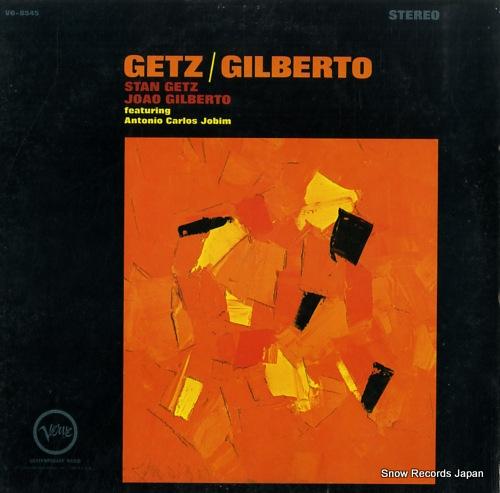 GETZ, STAN & JOAO GILBERTO get/glberto