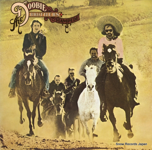 DOOBIE BROTHERS, THE stampede