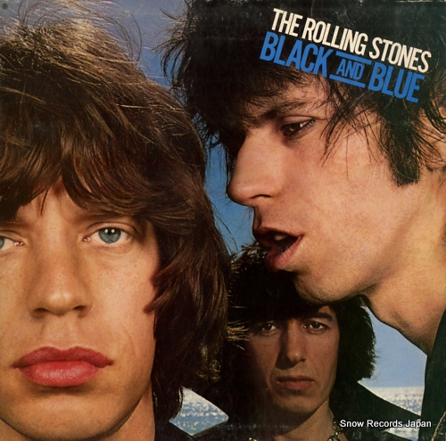 ROLLING STONES, THE black and blue