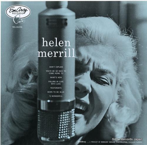 MERRILL, HELEN s/t