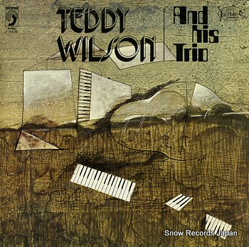 WILSON, TEDDY on tour with teddy wilson and his trio
