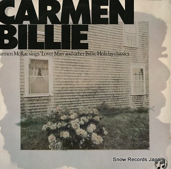 MCRAE, CARMEN sings lover man and oter billie holiday classics