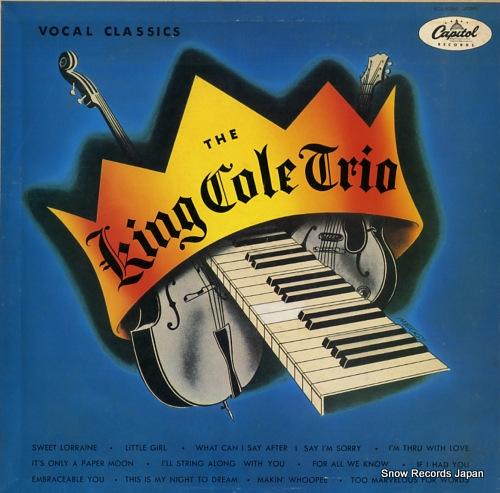 KING COLE TRIO, THE vocal classics