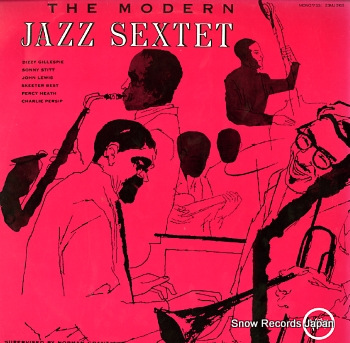 MODERN JAZZ SEXTET, THE s/t