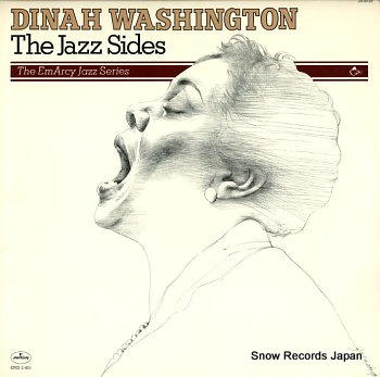 WASHINGTON, DINAH jazz sides, the