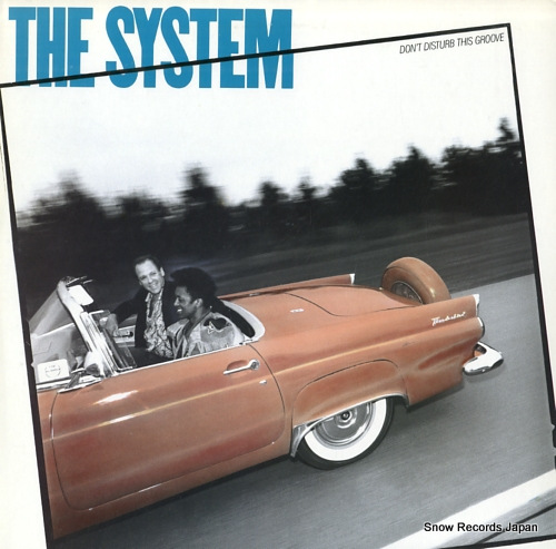 SYSTEM, THE don't disturb this groove