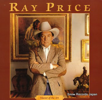 PRICE,RAY master of the art