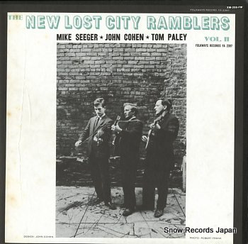 NEW LOST CITY RAMBLERS, THE vol.2