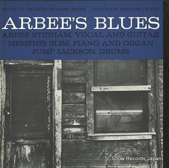 STIDHAM, ARBEE arbee's blues