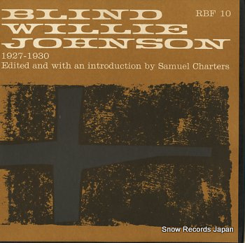 JOHNSON, BLIND WILLIE 1927-1930