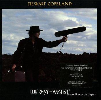 COPELAND, STEWART rhythmatist, the