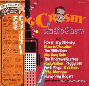 CROSBY, BING radio show