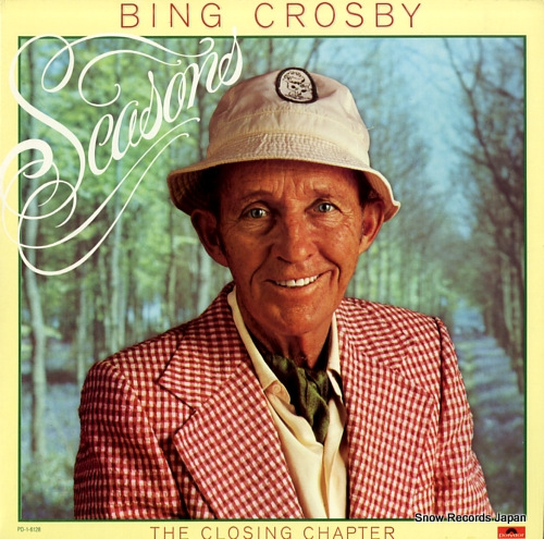 CROSBY, BING closing chapter, the
