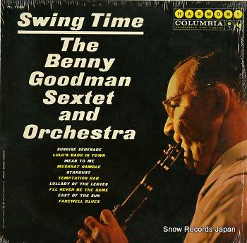 GOODMAN, BENNY swings time