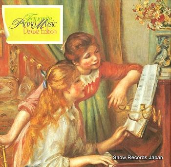 V/A favorite piano music deluxe edition