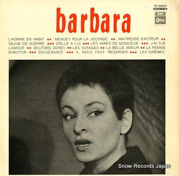 BARBARA s/t