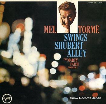MEL TORME swings shubert allay