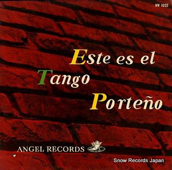 V/A este es tango porteno