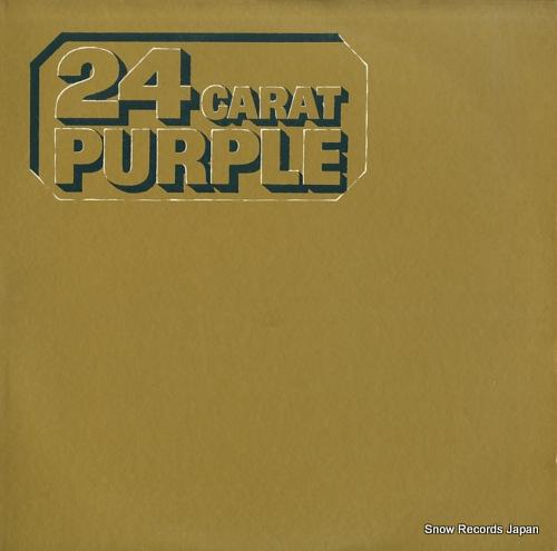 DEEP PURPLE 24 carat purple