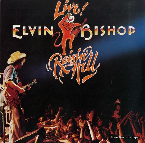 BISHOP, ELVIN live raisin' hell